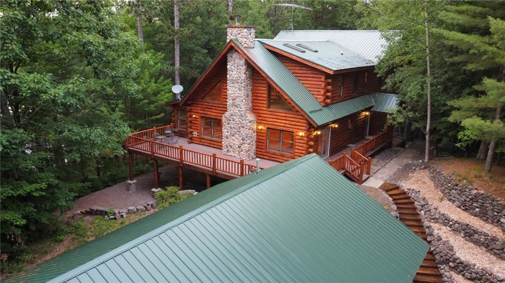 Photo of 45815 E Cable Lake Road, Cable, WI 54821 (MLS # 1556434)