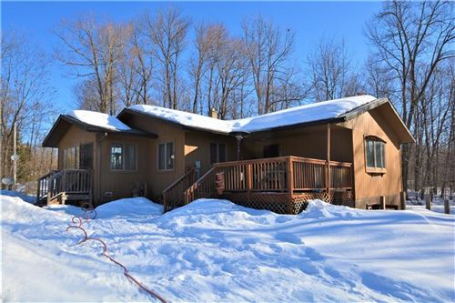 Photo of 5063 W TOWER Road, Winter, WI 54896 (MLS # 1539562)
