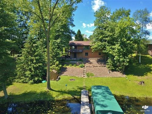 Photo of 1660 Hines Lakeview Drive, Cumberland, WI 54829 (MLS # 1532837)