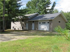 Photo of 8228 W Treasure Drive, St Germain, WI 54558 (MLS # 1534948)