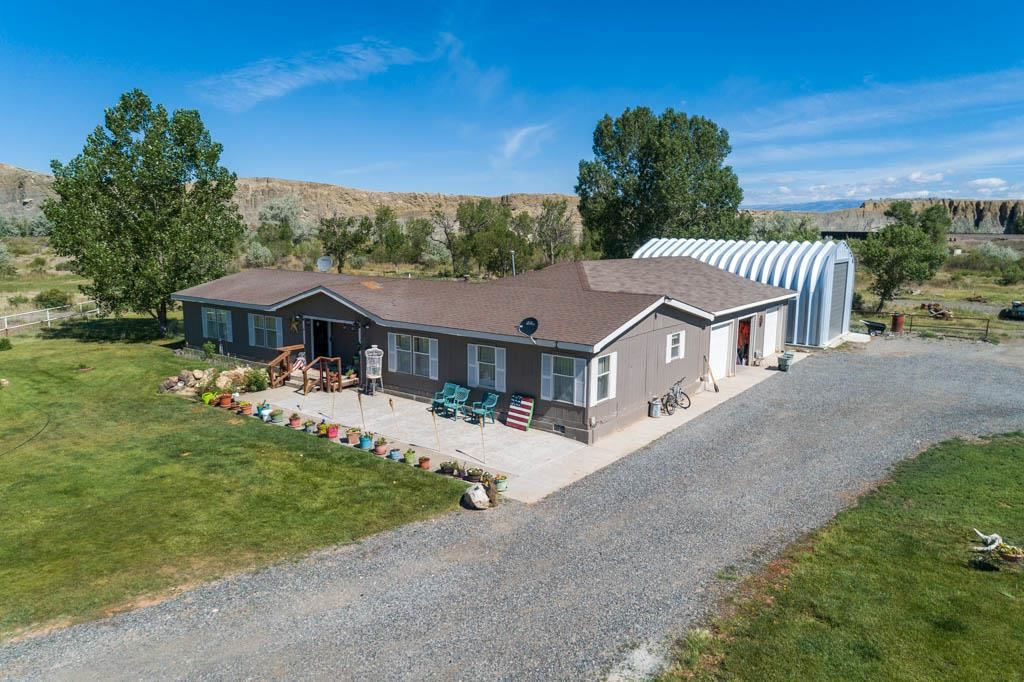 Photo of 1815 Hwy 310, Lovell, WY 82431 (MLS # 10017001)