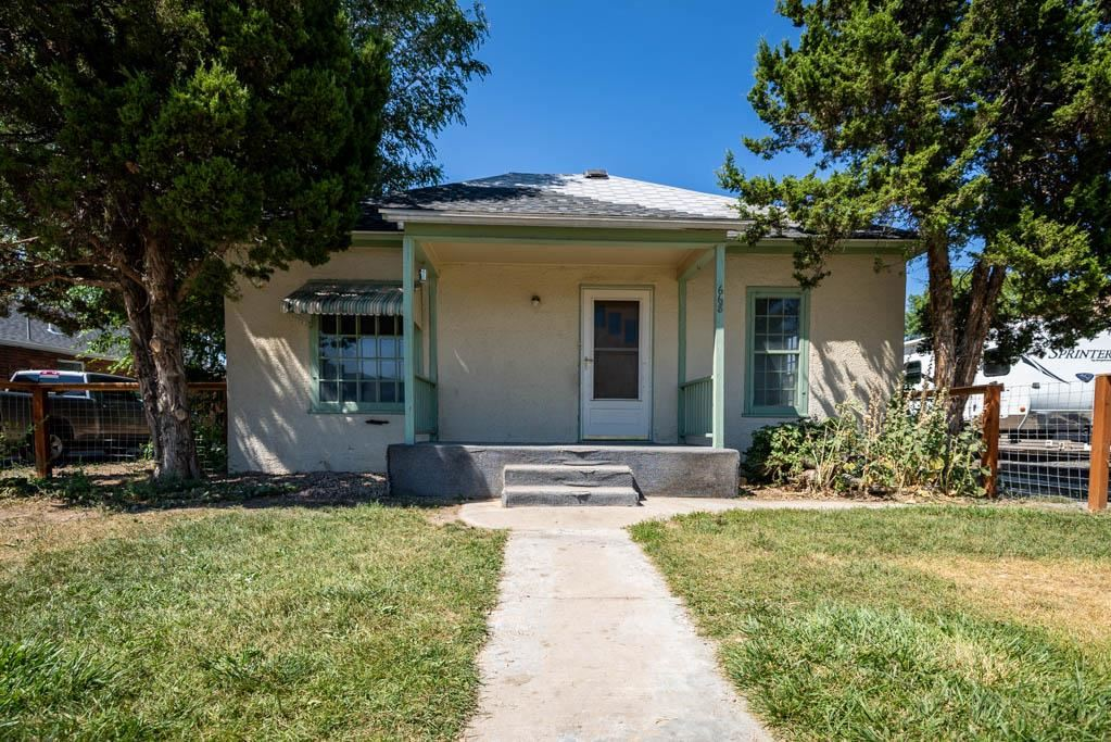 Photo of 668 Shoshone Ave, Lovell, WY 82431 (MLS # 10017222)