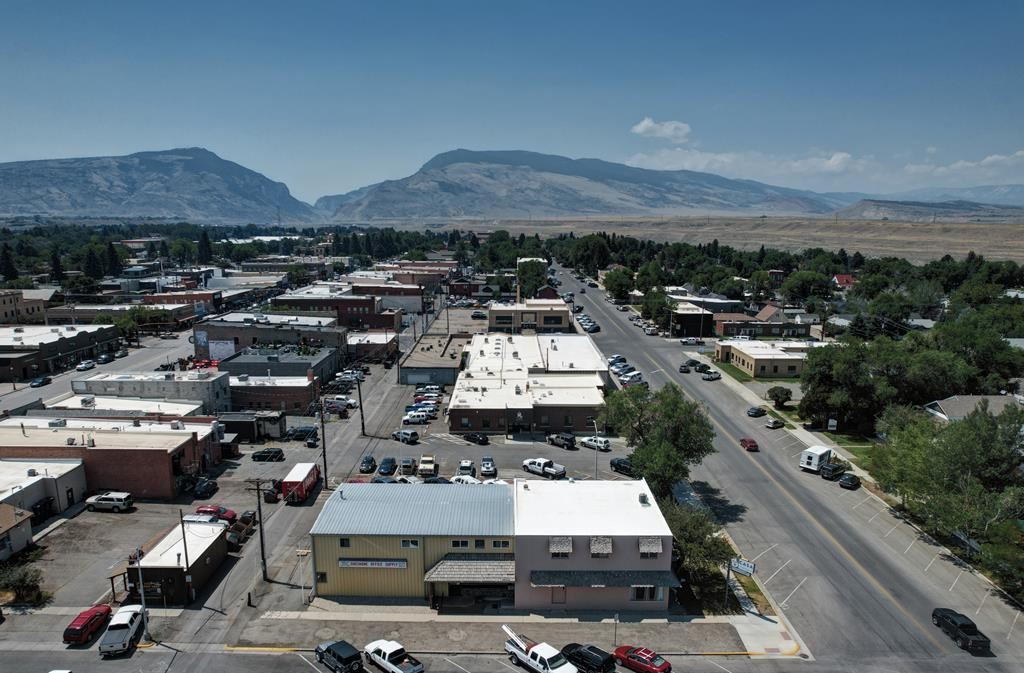 Photo of 1021 14th St, Cody, WY 82414 (MLS # 10017262)