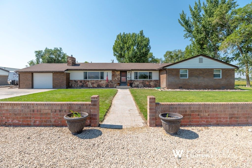 Photo of 1218 Road 11, Lovell, WY 82431 (MLS # 10017329)