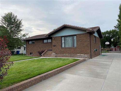 Photo of 163 East 6th St, Lovell, WY 82431 (MLS # 10017337)
