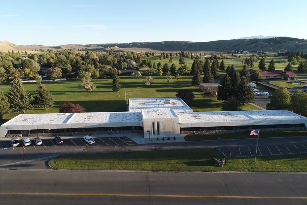 Photo of 808 Meadow Ln Ave, Cody, WY 82414 (MLS # 10017361)