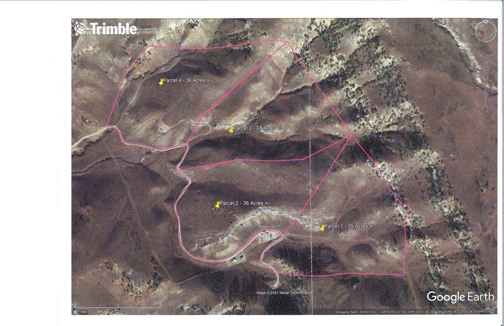 Photo of TBD Parcel #1 Glider Rd, Cody, WY 82414 (MLS # 10017453)
