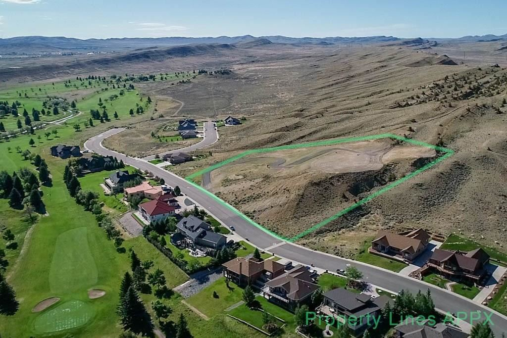 Photo of 602, 608, 614 Olive Glenn Dr, Cody, WY 82414 (MLS # 10016695)