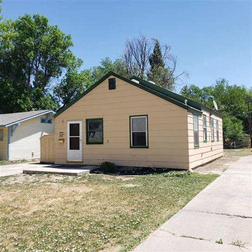 Photo of 333 Great Western Ave, Lovell, WY 82431 (MLS # 10016976)