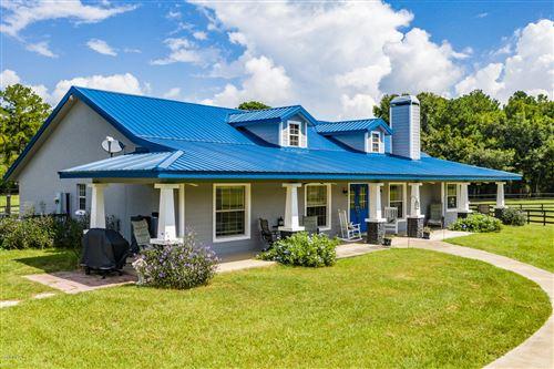 Photo of 14851 NW Hwy 464B, Morriston, FL 32668 (MLS # 569024)