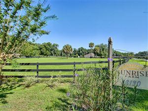 Photo of 13130 NE 38th Avenue, Anthony, FL 32617 (MLS # 558087)