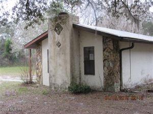 Photo of 16010 NE 148th Terrace Road, Fort McCoy, FL 32134 (MLS # 549098)