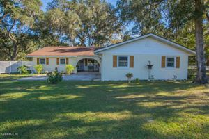 Photo of 18497 NW 24th Avenue, Citra, FL 32113 (MLS # 547099)