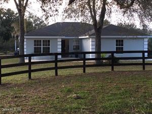 Photo of 18358 NW 27th Street, Morriston, FL 32668 (MLS # 547111)