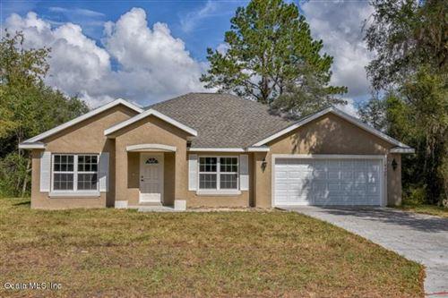 Photo of 20 Dogwood Drive Court, Ocala, FL 34472 (MLS # 569114)