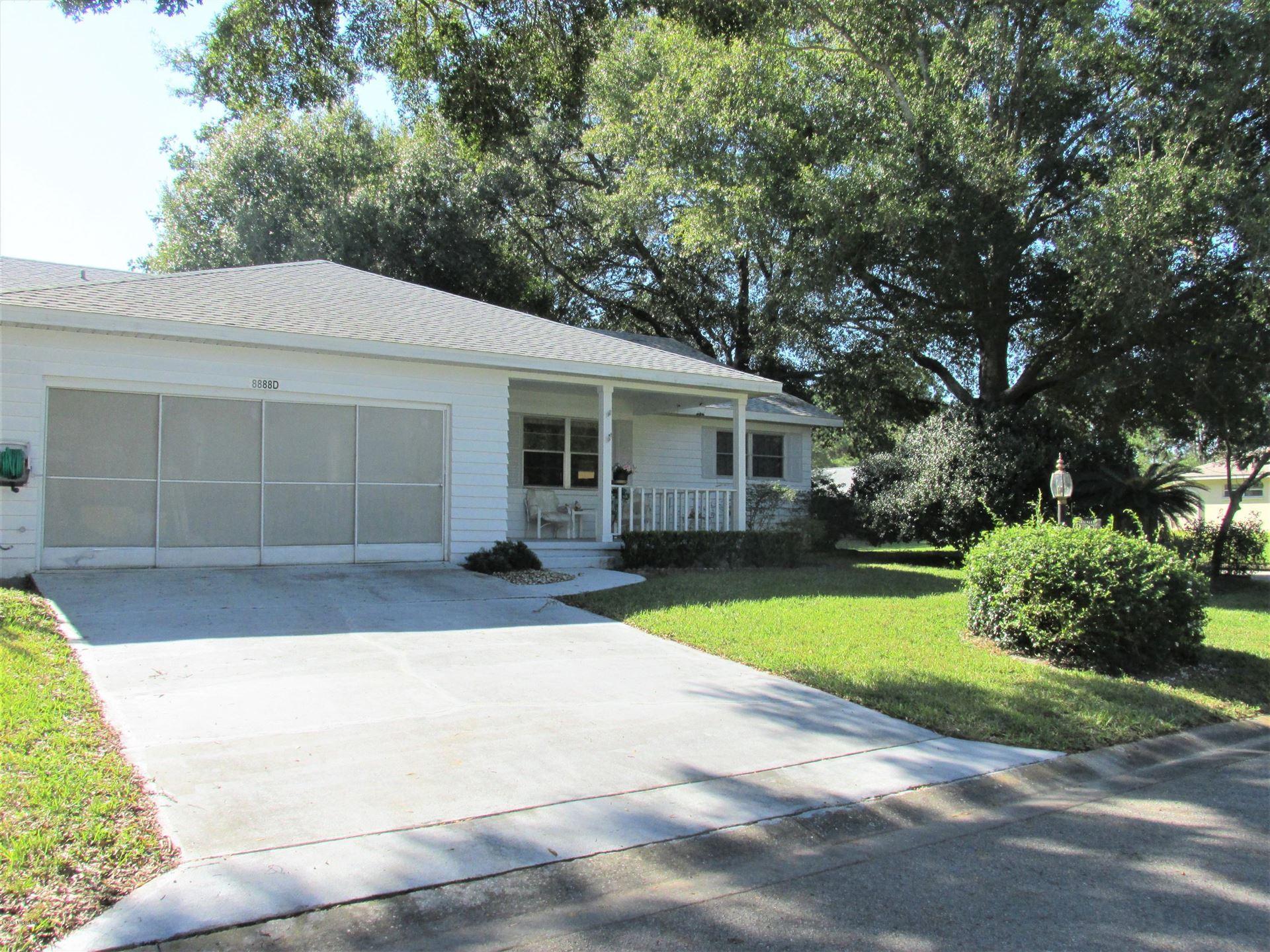 8888 SW 95th Lane #D, Ocala, FL 34481 - MLS#: 566130