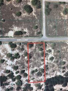 Photo of TBD SW ZINNIA Court, Dunnellon, FL 34431 (MLS # 536131)