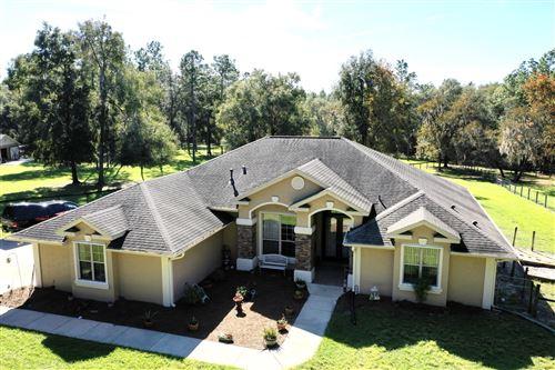 Photo of 350 SE 116th Terrace, Williston, FL 32696 (MLS # 560150)
