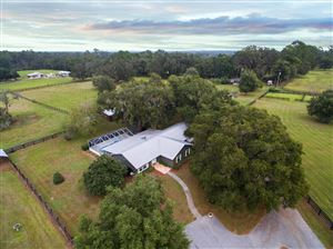 Photo of 15353 NW 112th Place Road, Morriston, FL 32668 (MLS # 549153)