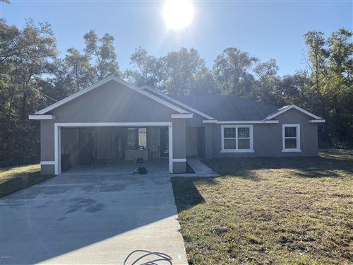Photo of 14510 SW 29Th Terrace, Ocala, FL 34473 (MLS # 569183)
