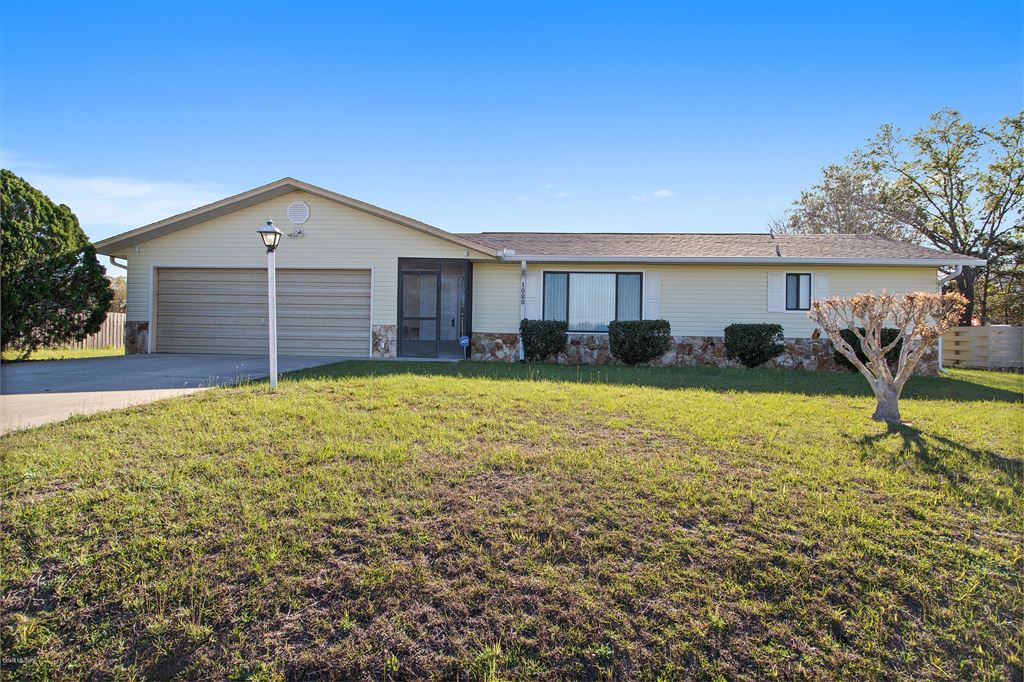 1080 Silver Road, Ocala, FL 34472 - MLS#: 552207