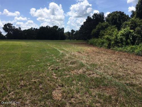 Photo of tbd NW 135 and Corner of Hwy 225, Reddick, FL 32686 (MLS # 566225)