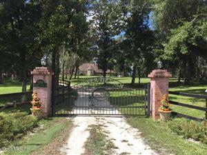 Photo of 7250 NW Camp Azalea Road, Chiefland, FL 32626 (MLS # 542261)