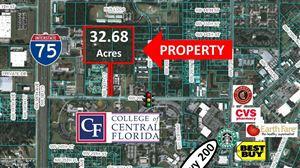 Photo of 3535 SW SW 20th St, Ocala, FL 34474 (MLS # 529297)