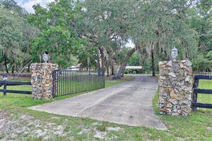 Photo of 13365 NE 49th Terrace, Anthony, FL 32617 (MLS # 559326)