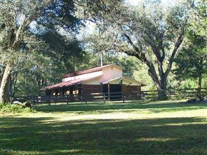 Photo of 17650 NE 40th Street, Williston, FL 32696 (MLS # 559338)