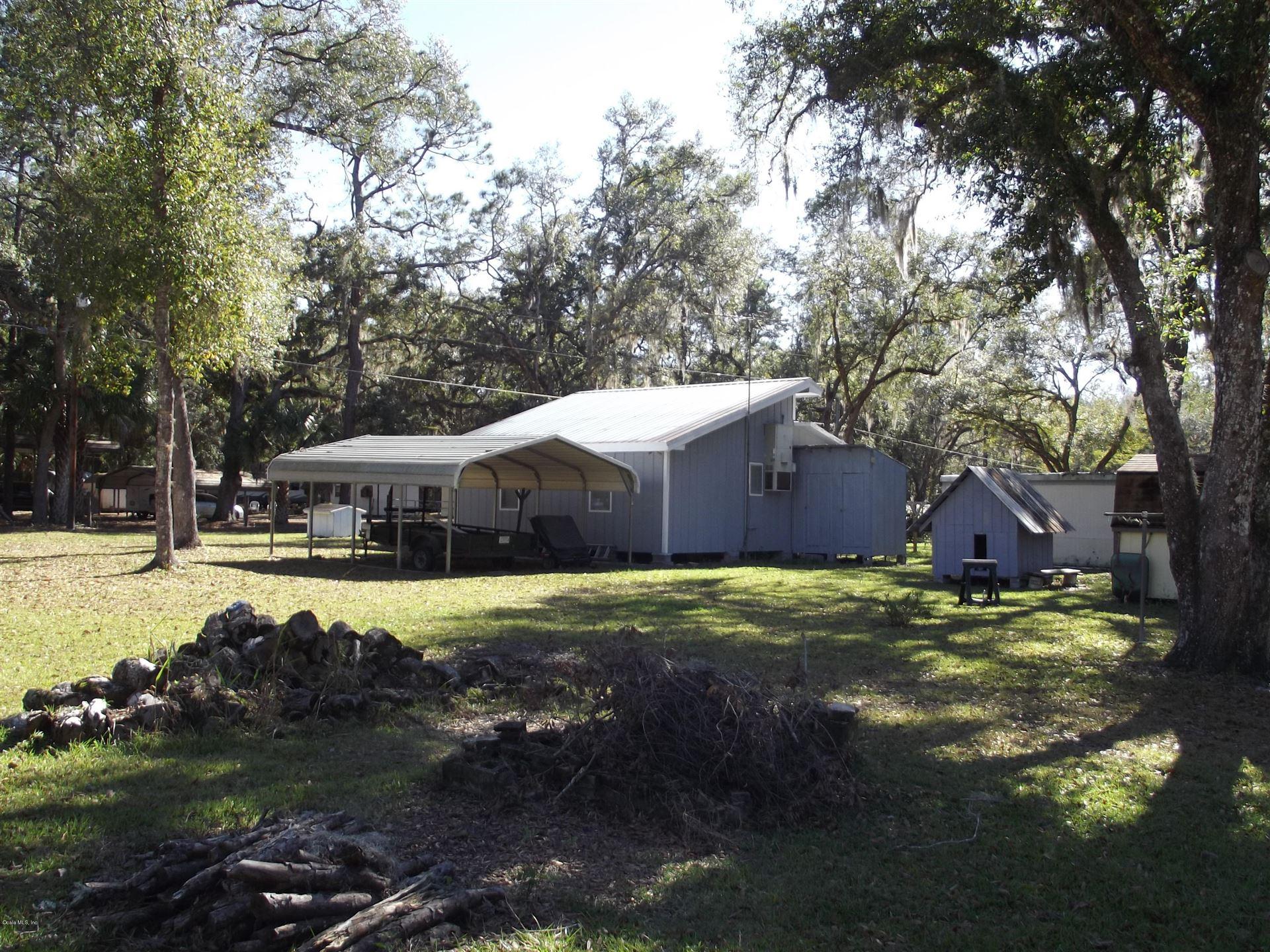 16464 NE 136 Court, Fort McCoy, FL 32134 - MLS#: 568346