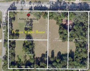 Photo of Lot 3 E Fort King Street, Ocala, FL 34471 (MLS # 563349)
