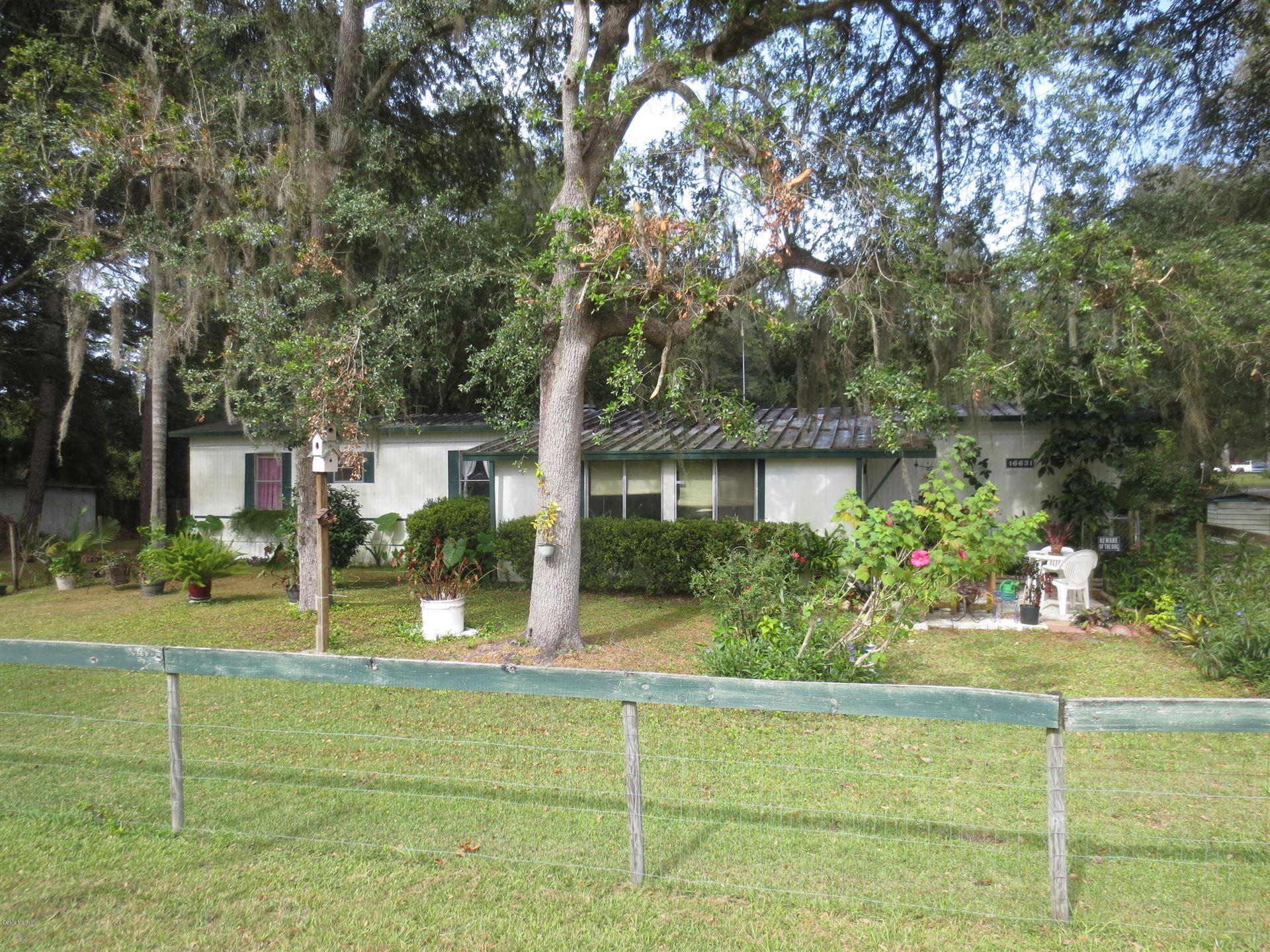 16631 E Fort King Street, Silver Springs, FL 34488 - MLS#: 567385
