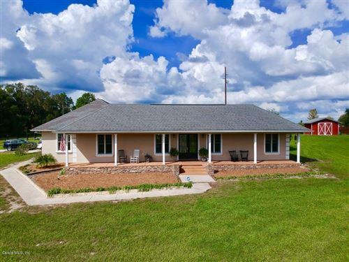 Photo of 16877 SE 49th Street Road, Ocklawaha, FL 32179 (MLS # 565486)