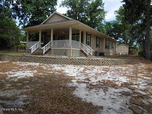 Photo of 14960 NE 248th Avenue Road, Fort McCoy, FL 32134 (MLS # 546494)