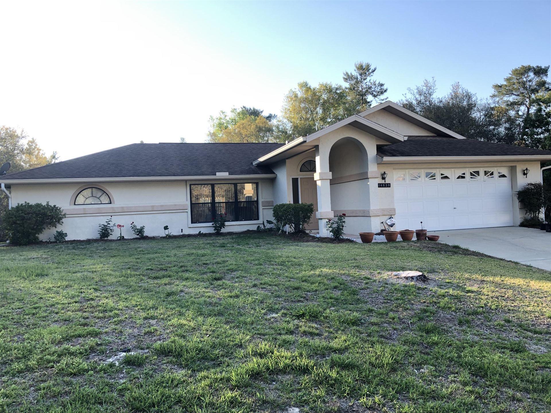 14630 SW 25TH Terrace, Ocala, FL 34473 - MLS#: 553504