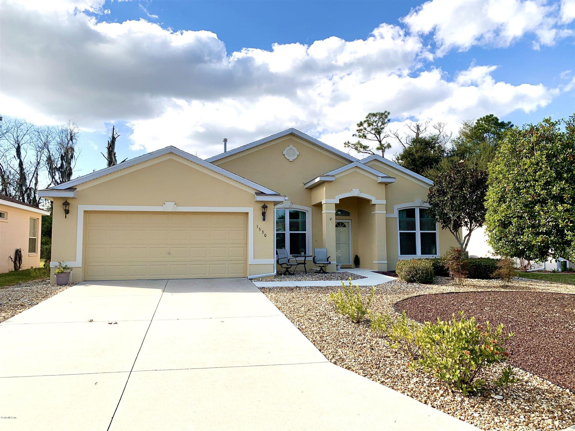 1530 SW 152nd Place, Ocala, FL 34473 - MLS#: 568560