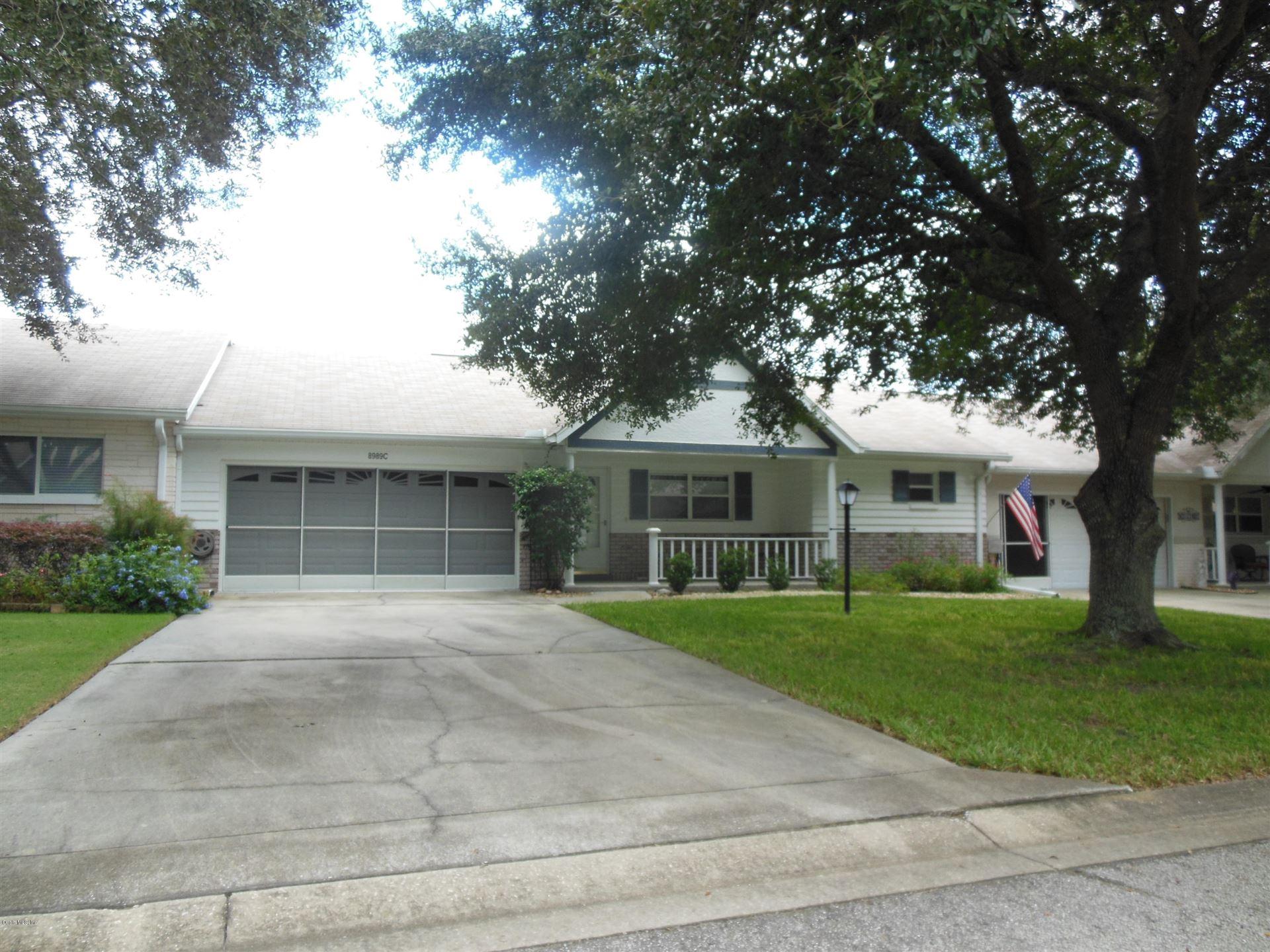8989 SW 97th Street #C, Ocala, FL 34481 - MLS#: 563619