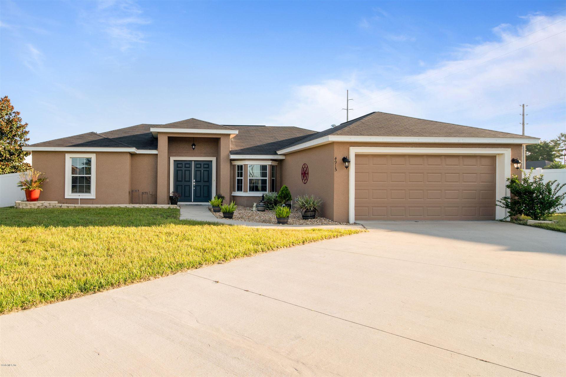4915 SW 99th Place, Ocala, FL 34476 - #: 566645