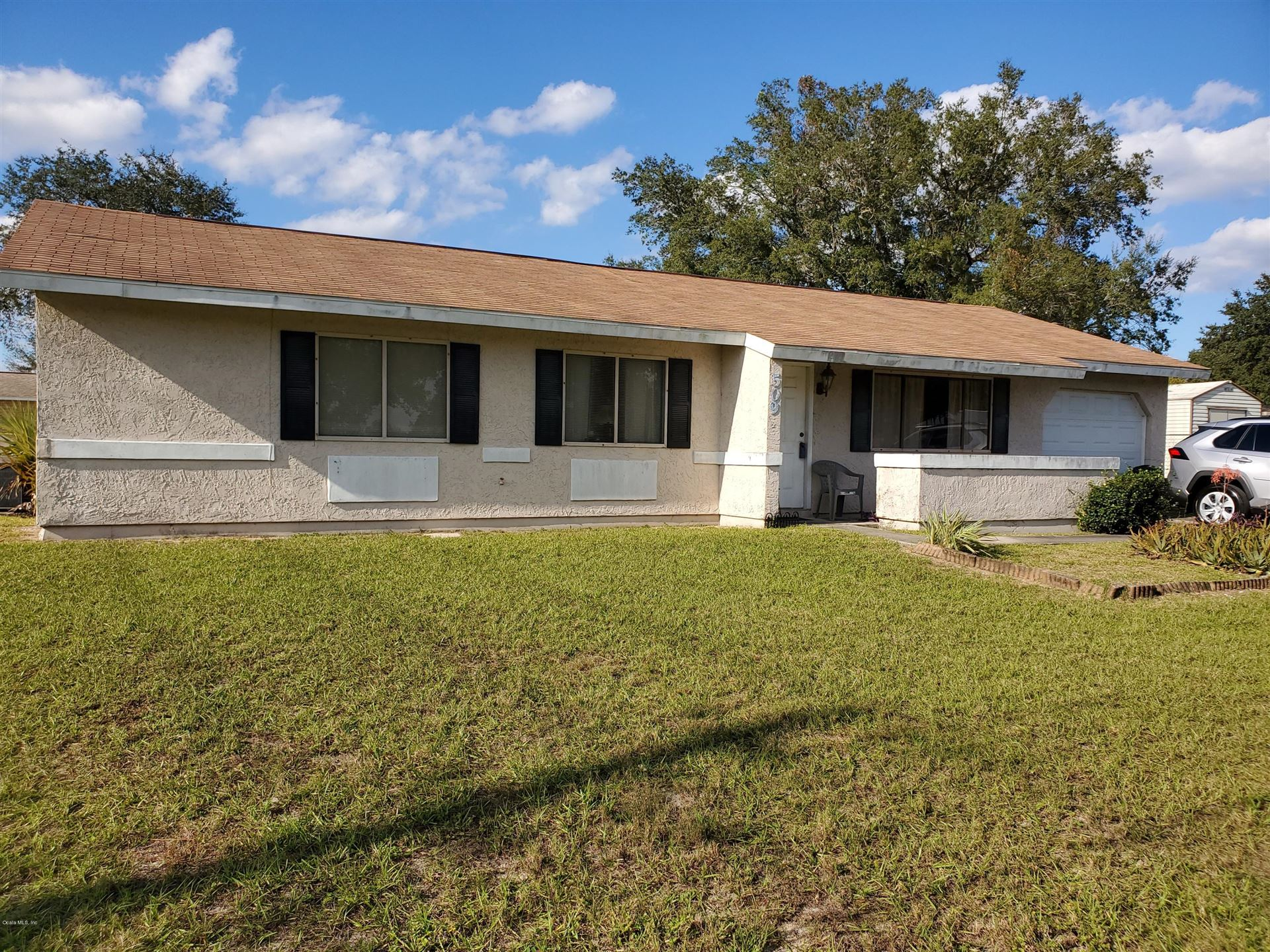 509 Oak Road, Ocala, FL 34472 - MLS#: 566663