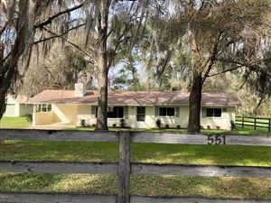 Photo of 551 SW 85 Street, Ocala, FL 34476 (MLS # 552739)