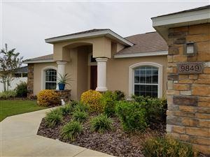 Photo of 9849 SW 53rd Terrace, Ocala, FL 34476 (MLS # 564739)