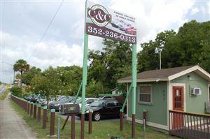Photo of 609 NW 10th Street, Ocala, FL 34475 (MLS # 557743)