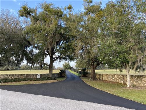 Photo of 15305 NW 112th Place Road, Morriston, FL 32668 (MLS # 568779)