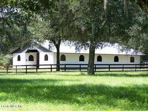 Photo of 4950 SE 212th Court, Morriston, FL 32668 (MLS # 559782)