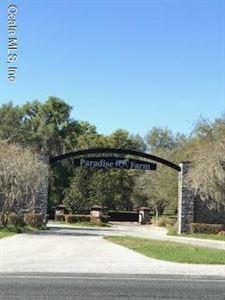 Photo of 12841 NW 154th Avenue, Morriston, FL 32668 (MLS # 532797)