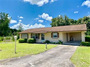Photo of 3160 SW 95th Place, Ocala, FL 34476 (MLS # 559817)