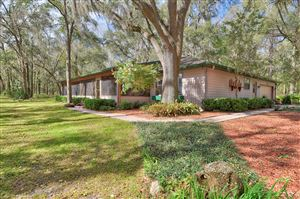 Photo of 5455 W HWY 329, Reddick, FL 32686 (MLS # 550835)