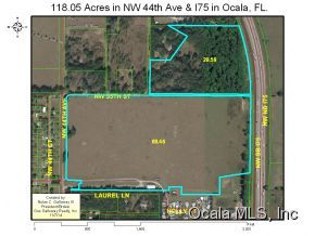 Photo of 3171 NW 44 Avenue, Ocala, FL 34482 (MLS # 416894)