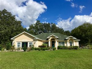 Photo of 4081 SE 180th Avenue, Morriston, FL 32668 (MLS # 546904)
